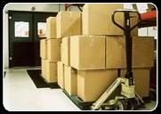 Carrinho para várias caixas